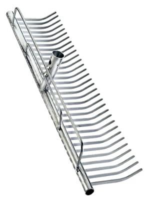 Connex Rasenrechen verzinkt, 550 mm
