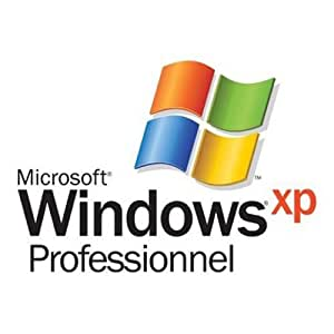 Windows XP Pro SP3 OEM - 1 poste (Licence et support)