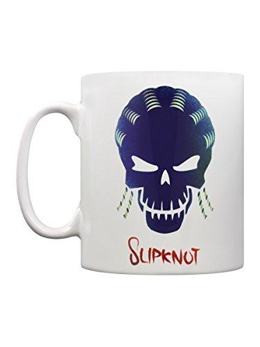 """Suicide Squad """"Slipknot Skull Tazza di ceramica, multicolore"""