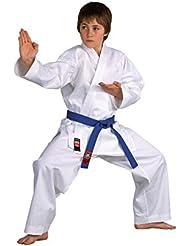 DanRho de karate Basic Collection Color Blanco Blanco blanco