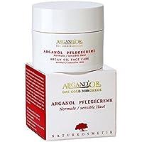 ARGAND'OR vegane Arganöl Pflegecreme - Für normale und sensible Haut - Feuchtigkeits-Gesichtspflege für Tag und... preisvergleich bei billige-tabletten.eu