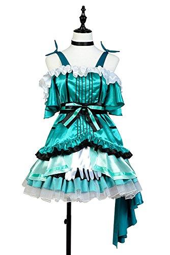 Love Live! Kira Kira Sensation Kotori Minami Cosplay Kostüm Damen S (Kotori Cosplay Kostüm)