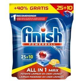 Finish - Finish All in 1 Citrus Spülmaschinentabs (35 Stück) - V2700292