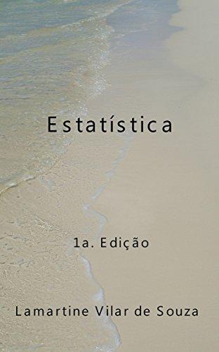 Estatística (Portuguese Edition) por Lamartine Vilar de Souza