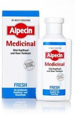 Preisvergleich Produktbild Alpecin Medizinal Fresh Vital Kopfhaut- und Haartonikum 200ml (200 ML)