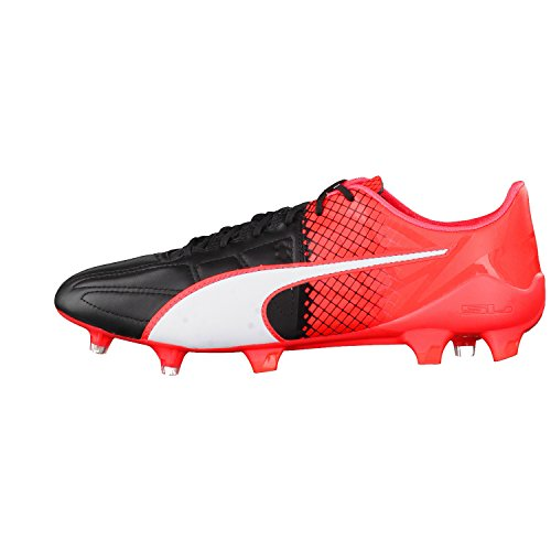 Puma Evospeed 1 5 F, Football Homme puma black-puma white-red blast