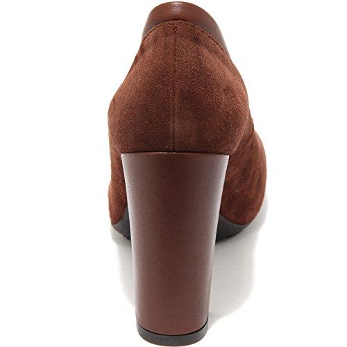 34477 decollete HOGAN scarpa donna shoes women Marrone