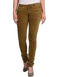Timezone Damen Hose 16-0143 ChaiTZ chino pants Skinny / Slim Fit (Röhre) Normaler Bund