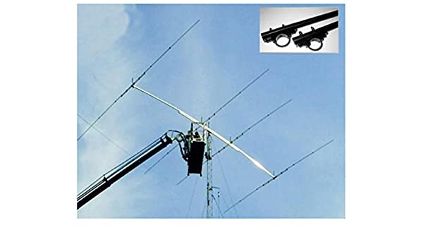 Antenna Yagi 2 Elements 20 M 14 MHZ Bandwidth Boom Amazon