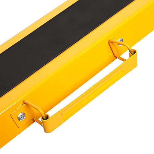 FEMOR 2 Stück Falt-Arbeitsböcke Klappbock bis 120kg belastbar platzsparend - 6