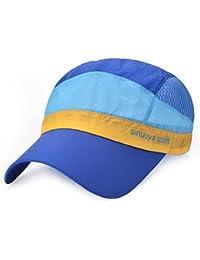 Sombreros de Las señoras Hombre de la Gorra de Verano Sombreros de  Senderismo al 26a7d036c9a