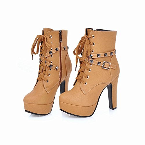 Bottes Misssasa Donna Fashion Marrone