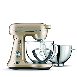 Sage BEM825RCH the Bakery Boss Luxe Food Mixer - Royal Champagne (B01NAACPU2) | Amazon Products