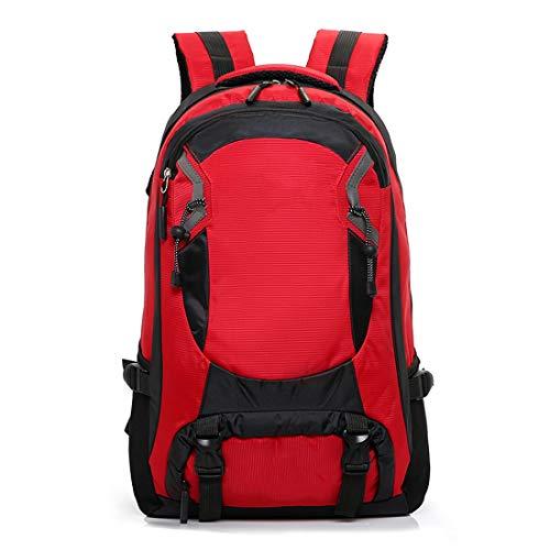 10e5c32b7 RMXMY Moda Simple Bolsa de Hombro para Hombre Bolsa de montañismo al.