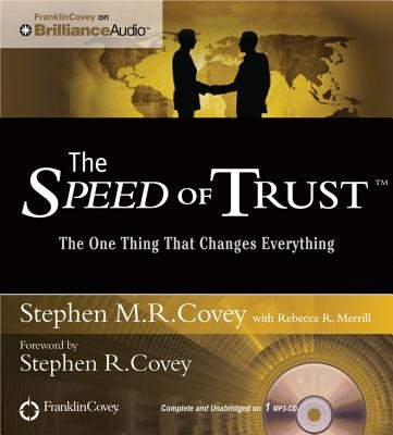 Of pdf book speed trust the