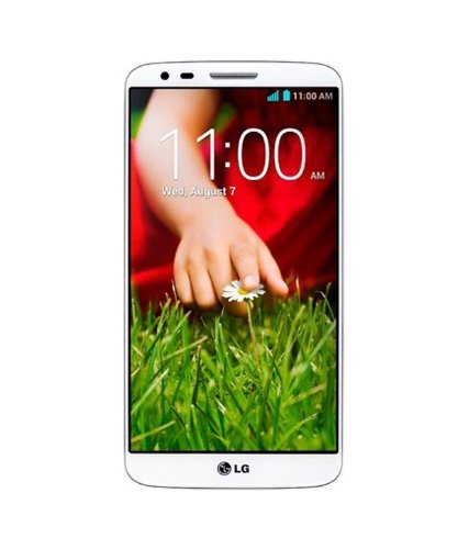 LG G2 D802 (White, 16GB)