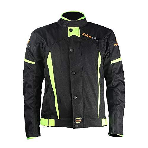 ZZKK Moto Jersey Ciclismo Inverno, Bici Manica Lunga Veloce Uomo Asciutto Ciclismo Abbigliamento,XXXXXL