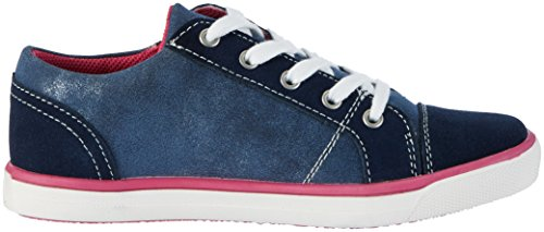 indigo by Clarks 432 119, Sneakers basses fille Mehrfarbig (NAVY)