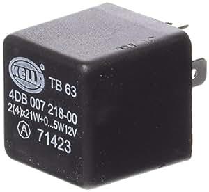 HELLA 4DB 007 218-001 Centrale clignotante, 12V, électronique