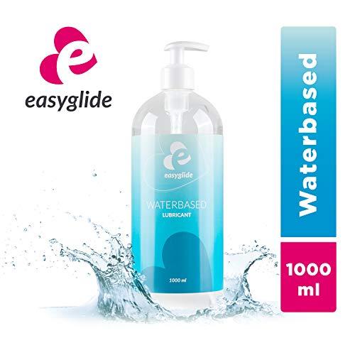 EasyGlide Gel Lubricante Sexual Base Agua 1000 ml