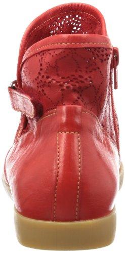 Think Seas 82038 Damen Sneaker Rot (kirsch/kombi 74)