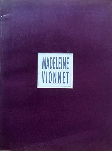 Madeleine vionnet/1876-1975/l'art de la couture/[marseille], centre de la vieille charité, 29