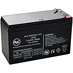 Batterie APC Back-UPS ES 550 8 Outlet 550VA BE550R 12V 7Ah UPS - Ce Produit est Un Article de Remplacement de la Marque AJC®