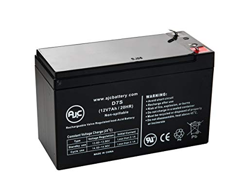 Batterie APC Back-UPS ES 550 8 Outlet 550VA BE550R 12V 7Ah UPS - Ce Produit est Un Article de...