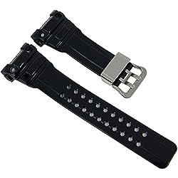 Casio G-Shock Ersatzband Uhrenarmband Resin Band Schwarz für GWN-1000F 10494977