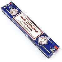 Satya Sai Baba Räucherstäbchen-Set mit Duft Nag Champa Agarbatti (Box mit 12 Packungen) preisvergleich bei billige-tabletten.eu