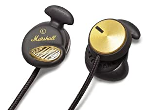 Marshall Minor Headphones with Mic - Black