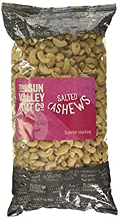 Sun Valley Roasted & Salted Cashews 1 kg (B00B2343AW) | Amazon price tracker / tracking, Amazon price history charts, Amazon price watches, Amazon price drop alerts