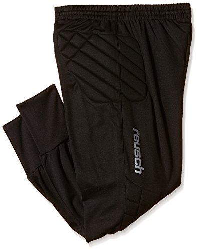 Reusch, Pantaloni da allenamento Unisex adulto, Nero (Black), L
