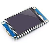 Digitalkey Nextion NX3224T024 Pantalla de 2,4 pulgadas HMI Smart USART UART Serie Módulo Panel táctil TFT LCD para kit Raspberry Pi y Arduino