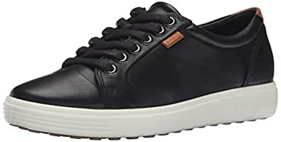 ecco damen soft 7 ladies sneakers schuhe handtaschen. Black Bedroom Furniture Sets. Home Design Ideas