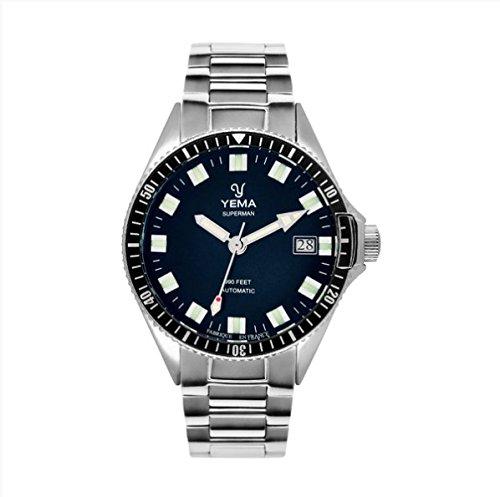 Reloj yema–hombre–movimiento automático–ymhf1550a-gm