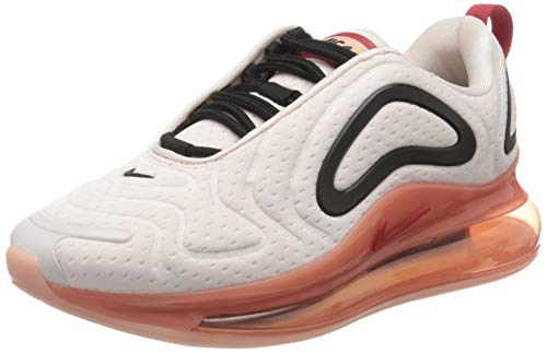 Nike W Air MAX 720, Zapatillas para Correr para Mujer, Light Soft Pink/Gym Red-Coral Stardust, 39 EU