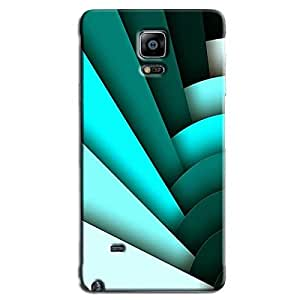 DIGITAL PATTERN 84 BACK COVER FOR SAMSUNG GALAXY NOTE 4