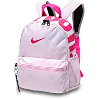 e9cbb10f0b Nike Y NK BRSLA JDI Mini BKPK, Zaino Unisex Bambino, Multicolore (Pink Foam