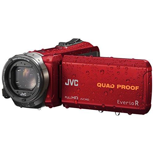 JVC GZ-R435REU (Flash-Speicher/Speicherkarte,1080 Pixels)