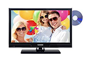 telefunken l20h270km3d 52 7 cm 20 zoll fernseher hd. Black Bedroom Furniture Sets. Home Design Ideas