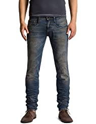 Replay Herren Slim Jeans Anbass M914N L.I.F.E Collection