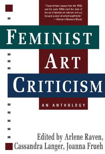 Feminist Art Criticism: An Anthology (Icon Editions)