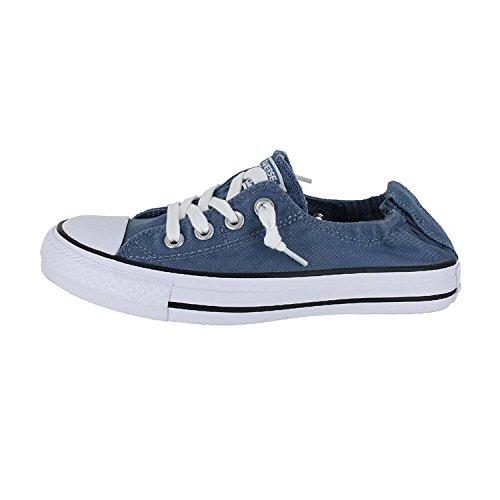 CONVERSE Designer Chucks Schuhe - ALL STAR - Blue Coast White