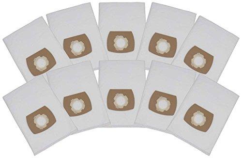 10 Premium Staubsaugerbeutel passend für Obi NTS 25-397498