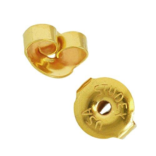 Studex, 1 Paar Ersatz-Ohrringverschlüsse, -