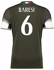 2016-17 AC Milan Third Shirt (Baresi 6)
