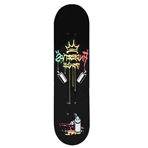 ancheer-skateboard-mode-pro-druckholzplatte-pu-rollen-komplette-deck-skateboarddeck-grosse-785-x-195