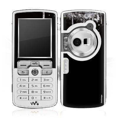 Sony Ericsson W800i Autocollant Protection Film Design d'occasion  Livré partout en Belgique