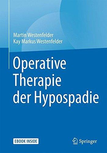 Operative Therapie der Hypospadie